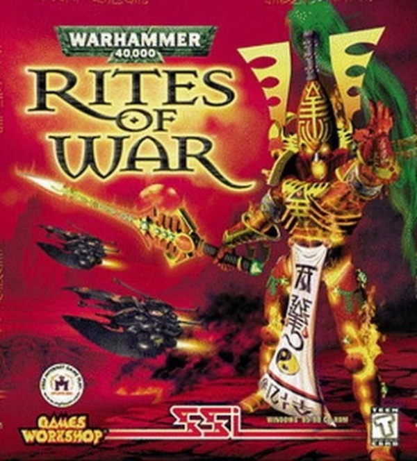 Cover zu Warhammer 40.000: Rites of War