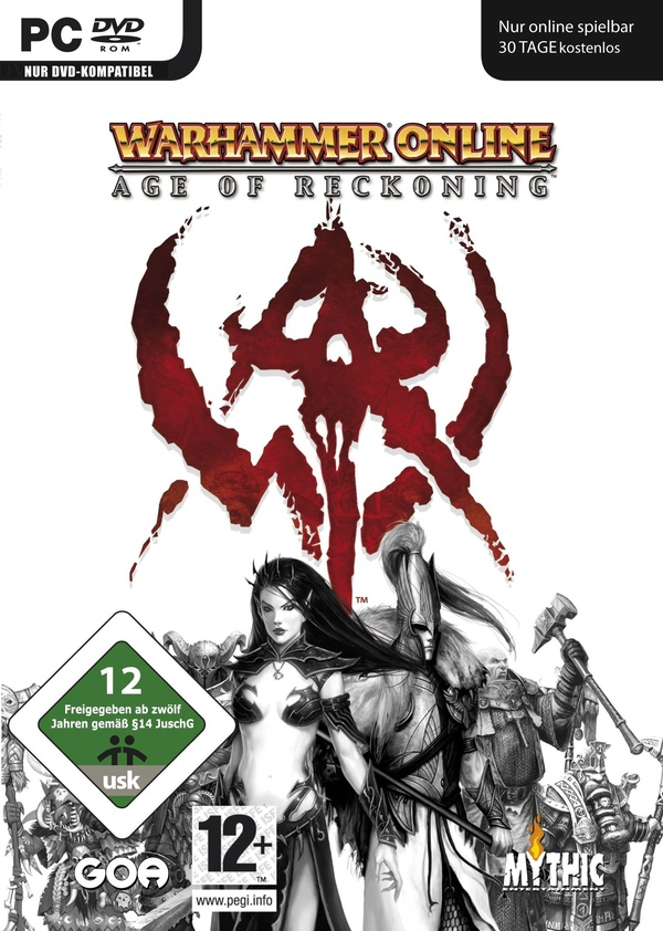 Cover zu Warhammer Online: Age of Reckoning