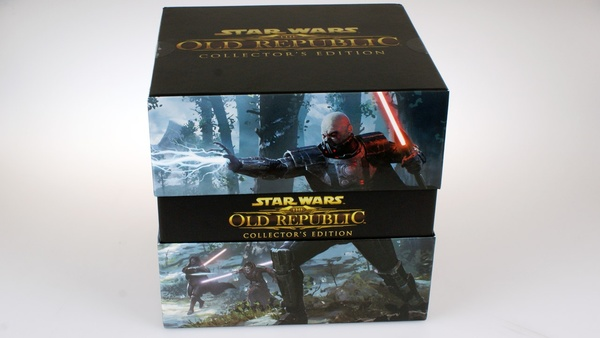 Screenshot zu Star Wars: The Old Republic - Inhalt der Collector's Edition vorgestellt