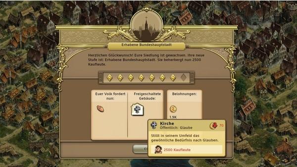 Screenshot zu Anno Online - Screenshots