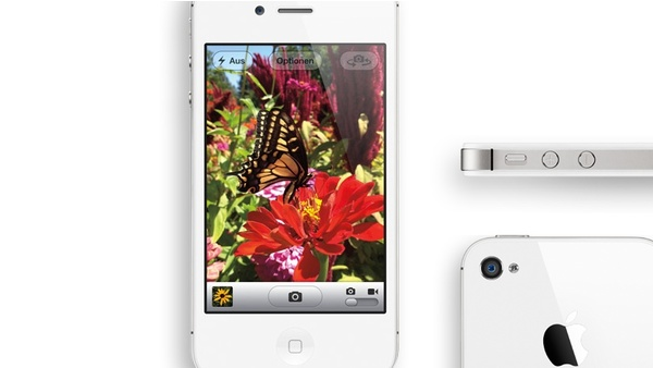 Bilder zu Apple iPhone 4S - Bilder