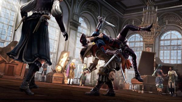 Screenshot zu Assassin's Creed 4: Black Flag - Multiplayer-Screenshots
