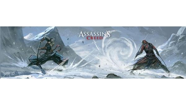 Screenshot zu Assassin's Creed - Asien-Fanart von Yuan
