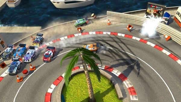 Screenshot zu Bang Bang Racing - Screenshots