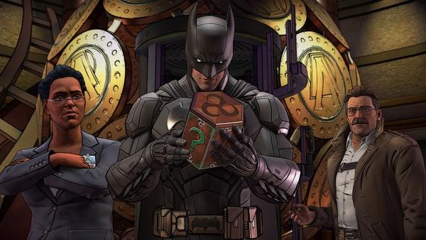 Screenshot zu Batman: The Enemy Within - The Telltale Series - Screenshots