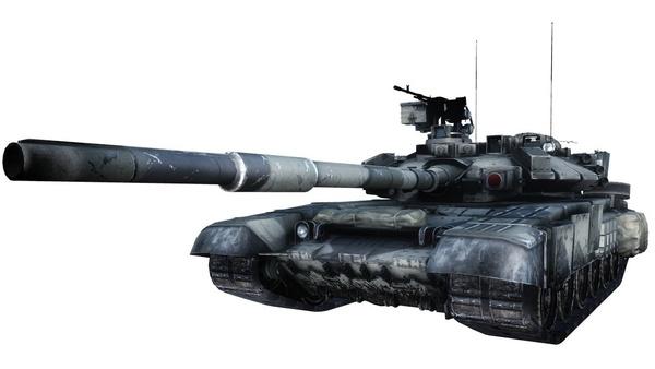 Screenshot zu Battlefield 3 - Renderbilder der Waffen & Fahrzeuge