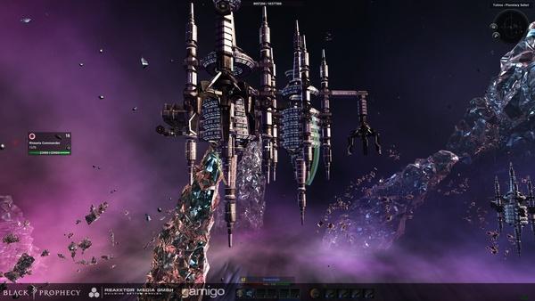 Screenshot zu Black Prophecy - Screenshots