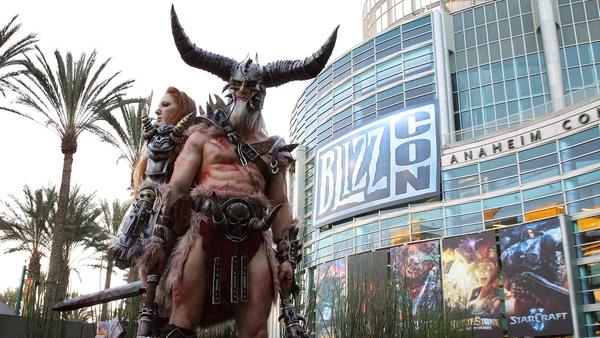 Bild der Galerie Blizzcon 2013 - Impressionen von Blizzards Spiele-Messe in Anaheim