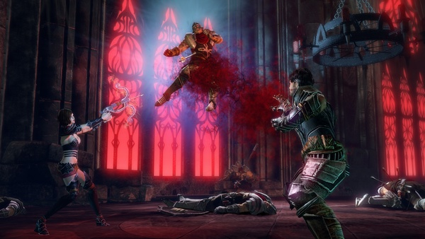 Screenshot zu Blood Knights - Screenshots