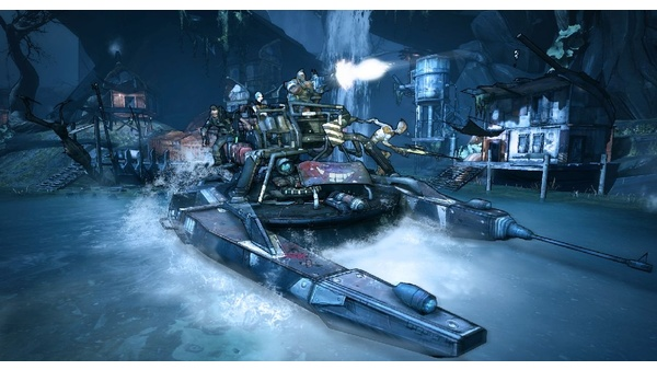 Screenshot zu Borderlands 2 - Screenshots aus dem DLC »Sir Hammerlock's Big Game Hunt«