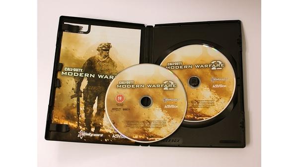 Screenshot zu Modern Warfare 2 - Verkaufsversionen im Bild