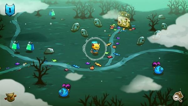 Screenshot zu Cat Quest - Screenshots