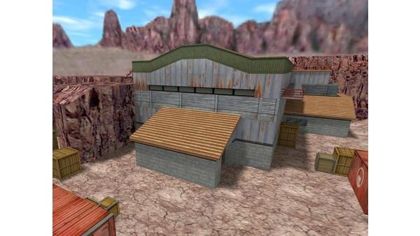 Screenshot zu Counter-Strike: Die ersten Betas - Screenshots