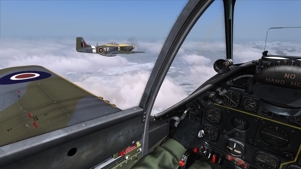 Screenshot zu DCS: P-51D Mustang - Screenshots