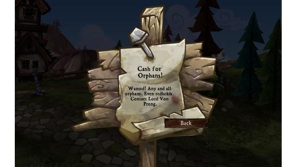 Screenshot zu DeathSpank - Screenshots