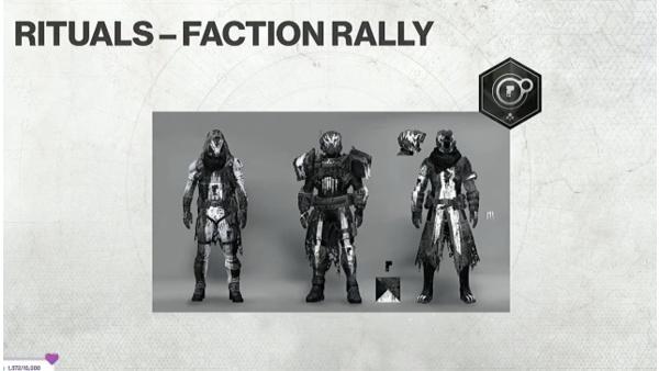 Bild der Galerie Destiny 2 - Season 2 - Fraktions-Ralley
