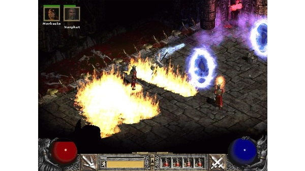 Screenshot zu Diablo 2 - Screenshots