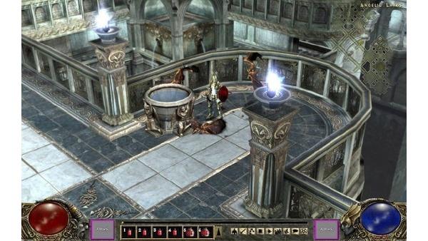 Screenshot zu Diablo 3 - Screenshots aus der eingestellten Version von 2005