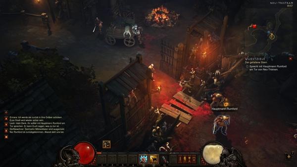 Bild der Galerie Technik-Check: Diablo 3 - Technik-Tabelle und Grafikvergleich