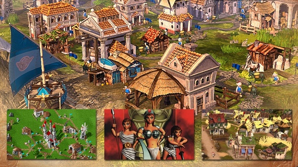 Screenshot zu Die Siedler-Serie - Rückblick zur Wusel-Reihe