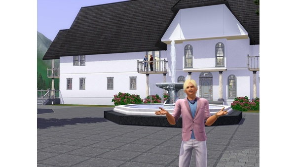 Screenshot zu Die Sims 3 - DLC: Hidden Springs
