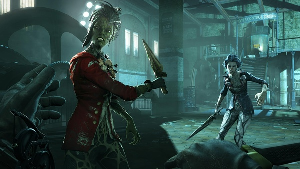 Screenshot zu Dishonored - Screenshots aus dem DLC »The Brigmore Witches«