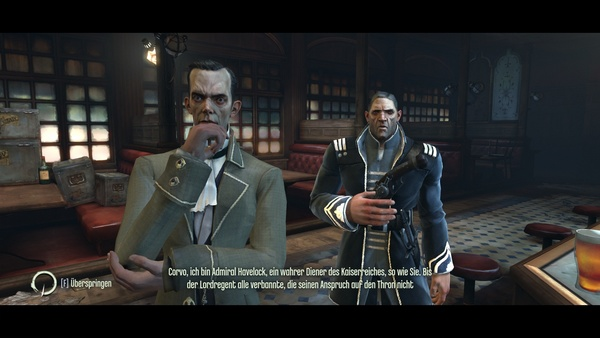 Screenshot zu Dishonored: Die Maske des Zorns - Screenshots