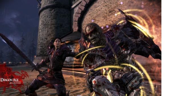 Screenshot zu Dragon Age: Origins - Awakening - Die Begleiter im Bild