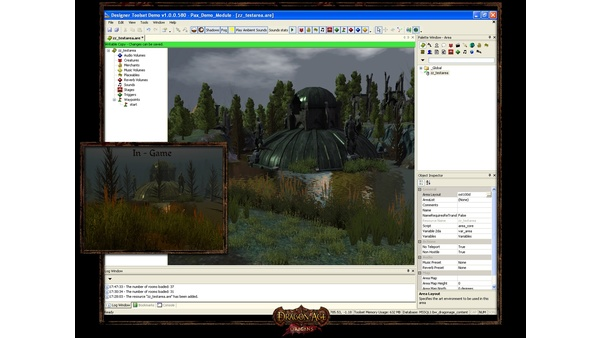 Screenshot zu Dragon Age: Origins - Toolset