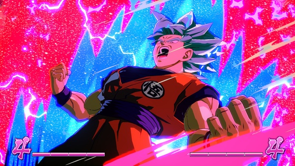 Screenshot zu Dragon Ball FighterZ - Screenshots