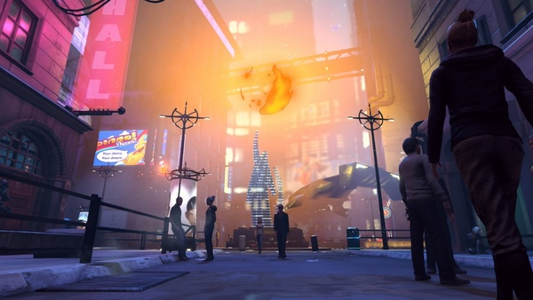 Screenshot zu Dreamfall Chapters - Screenshots