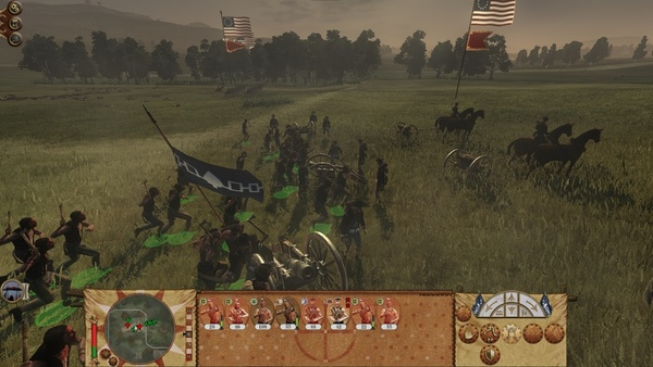 Screenshot zu Empire: Total War - DLC: The Warpath Campaign