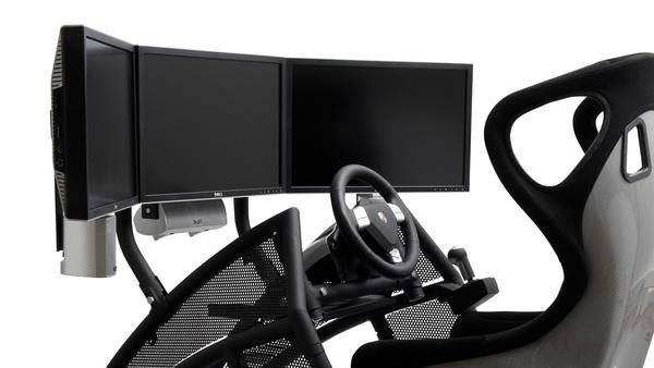 Bild der Galerie Fanatec RennSport Cockpit - Bilder