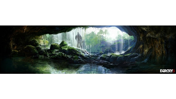 Screenshot zu Far Cry 3 - Artworks und Konzeptzeichnungen