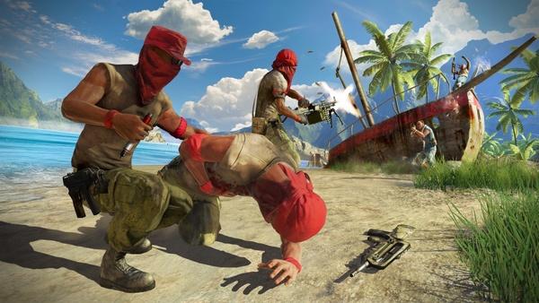 Screenshot zu Far Cry 3 - Multiplayer-Screenshots