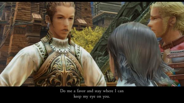 Screenshot zu Final Fantasy XII: The Zodiac Age - Screenshots
