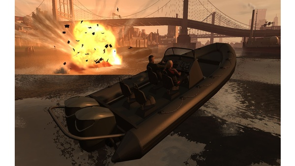 Screenshot zu Grand Theft Auto 4: Episodes from Liberty City - Screenshots