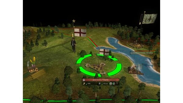 Screenshot zu Empire: Total War - Der Weg in die Unabhängigkeit