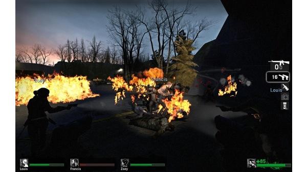 Screenshot zu Left 4 Dead - Mod: Heaven can wait