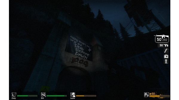 Screenshot zu Left 4 Dead - Mod: I Hate Mountains