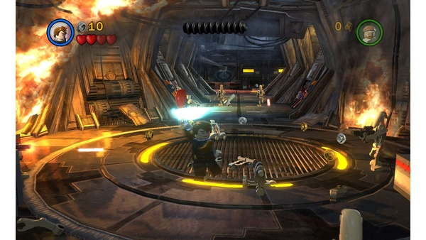 Screenshot zu Lego Star Wars 3: The Clone Wars - Screenshots