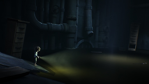 Screenshot zu Little Nightmares: Secrets of the Maw - Screenshots