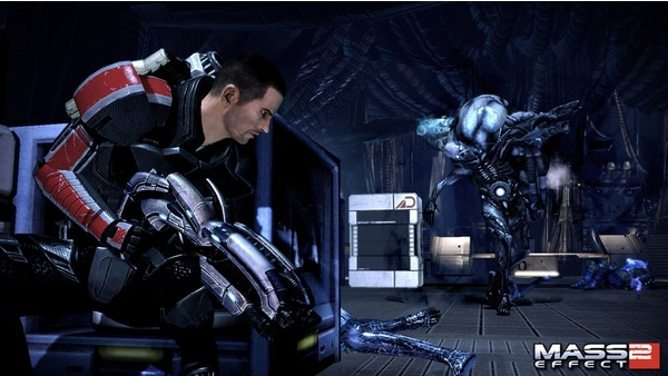 Screenshot zu Mass Effect 2 - DLC: Firepower Pack