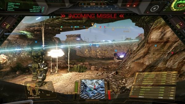 Screenshot zu MechWarrior Online - Screenshots