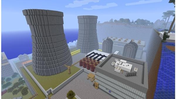 Bild der Galerie Minecraft-Themenwelten - Vector City