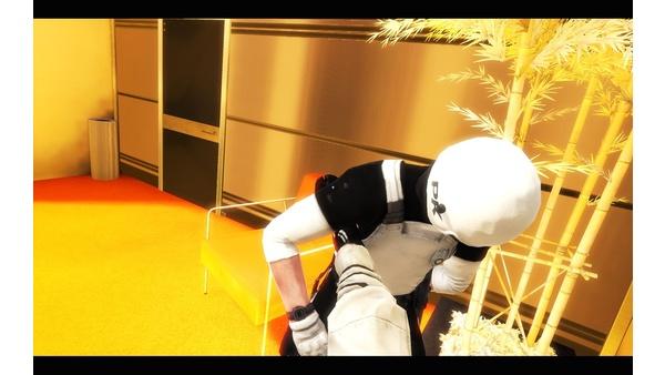 Screenshot zu Mirror's Edge - Nahkampf