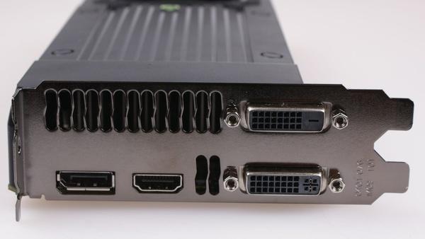 Bilder zu Nvidia Geforce GTX 670 - Bilder