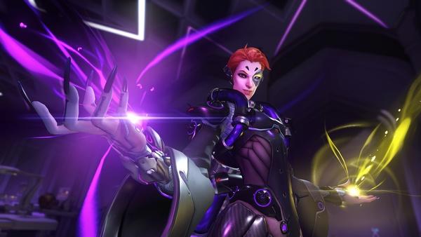 Screenshot zu Overwatch - Screenshots der Heldin Moira