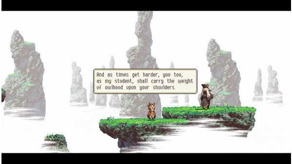 Screenshot zu Owlboy - Screenshots