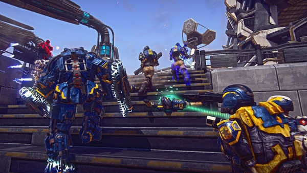 Screenshot zu PlanetSide 2 - Screenshots